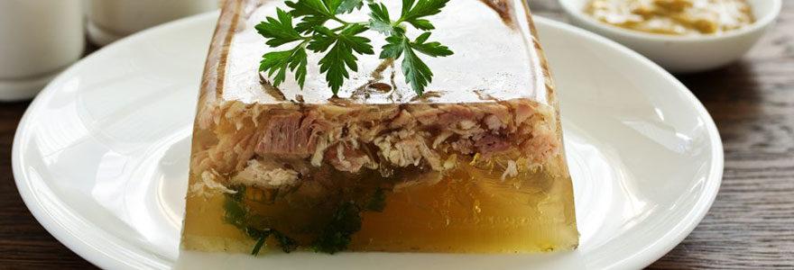 Gélatine de porc